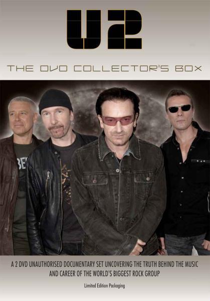 U2 - The DVD Collectors Box
